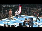 Kazuchika Okada vs Kenny Omega - NJPW Dominion 2018 - IWGP Heavyweight Championship - No time limit two out of three falls
