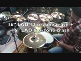 Centent Cymbals Stack video