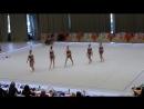 Скоро в ГЦС Кузбасс соревнования по Художественной гимнастике.ролик из архива команда СШОР кмс г Кемерово булава