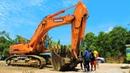 3m³ Bucket Capacity Manual Instalation On Doosan 500 Excavator