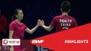 YONEX All England Open XD Finals Highlights BWF 2019