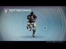 Destiny_20180130 BLACK-LATUN TITAN vers40. TROTTING DANCE .
