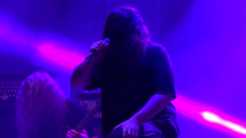 Cannibal Corpse - Scavenger Consuming Death (live at BA 2018, Jaroměř, Czech Republic - 08.08.18)