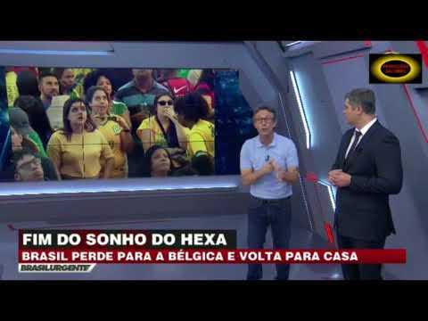 FIM DO SONHO DO HEXA: O COMENTARISTA NETO CULPA TITE PELO FRACASSO DA SELEÇÃO BRASILEIRA.