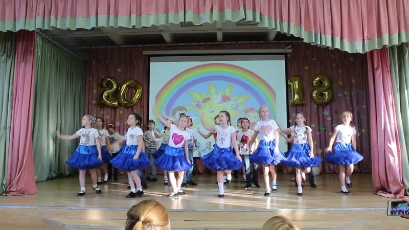 3А - Битва хоров в начальной школе 2018