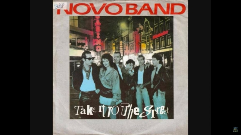 Novo Band - Take It To The Street (Swiftness 01.25 Version Edit.) By ARIOLA Records INC. LTD.
