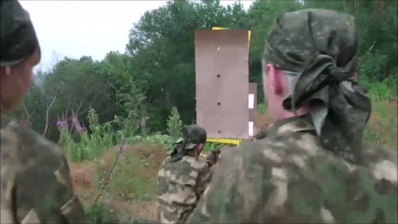 Областные соревнования Юнармейсих отрядов на кубок сенатора Сергея Леонова.
