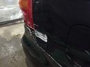 Наши работы по Toyota Land Cruiser 200 : Кузовные работы по заднему правому крылу с покраской, ремонт заднего бампера с покраской.