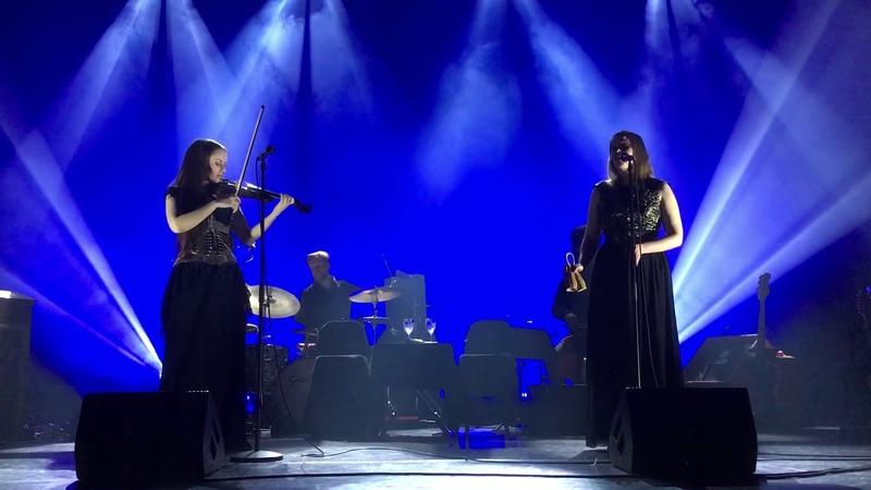 Johanna Kurkela Johanna Iivanainen - May It Be/ The Dragonborn Comes/ The Skye Boat Song@ Sellosali, Espoo 16.11.2018