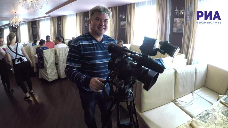 Медиа-десант в Торжке