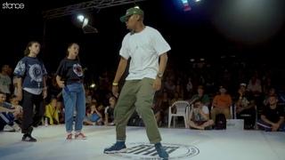 Elisa & Sabri vs Jimmy & Joker (final) // .stance // Hip Hop Connection Arena 2018 | Danceproject.info