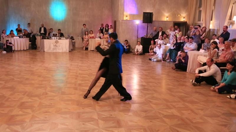 White Nights tango festival - шоу Карла Росси и Хосе Луис Сальво