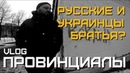 Русские и Украинцы братья СБГ25 The Iron Bees ПРОВИНЦИАЛЫ VLOG118