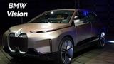 BMW Vision iNEXT BMW i автомобиль будущего