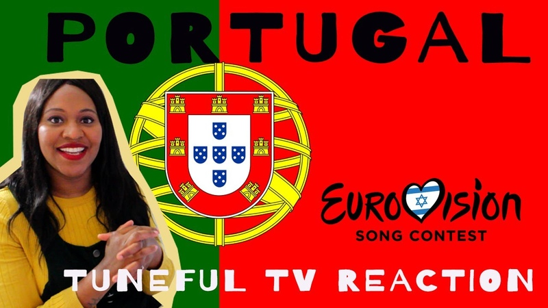 EUROVISION 2019 - PORTUGAL - TUNEFUL TV REACTION REVIEW