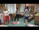 Танец в родах