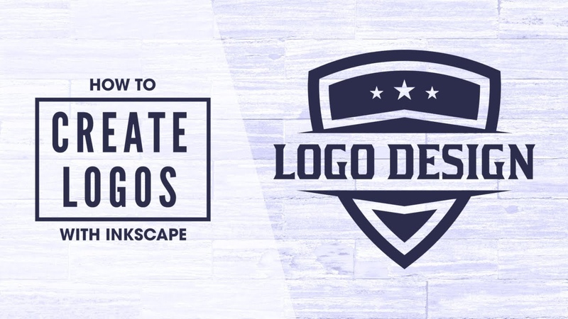 How To Design A Logo with Inkscape