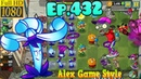 Plants vs. Zombies 2 - Nightshade and Shadow Peashooter - Modern Day - Day 5 Ep.432