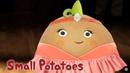 Small Potatoes - Sleepy Time   Bedtime Songs for Kids