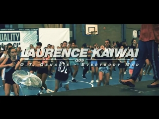 LAURENCE KAIWAI _ QUALITY SUMMER INTENSIVE 2018 _ Everybody Mad O.T Genasis