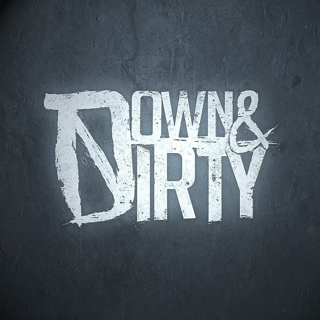 Down & Dirty - Black Farm [Demo] (2018)