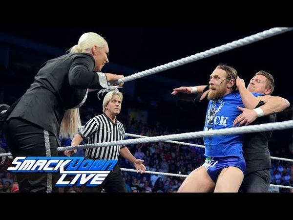 Miz hosts Miz TV with special guest Maryse: SmackDown LIVE, Sept. 18, 2018