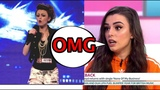 Cher Lloyd reacciona a su AUDICI