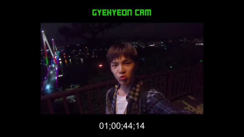 NOW VERIVERY DIARY _ GYEHYEON CAM
