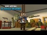 URB Last Pixels Battle #1 PUBG+Minecraft!