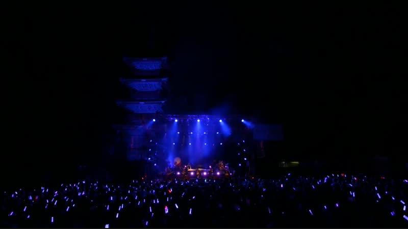 LIVE Wagakki band Niji iro Chouchou