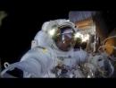 Знаменитое селфи космонавта Terry Virts на околоземной орбите у МКС снято на GoPro