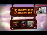 Crash Bandicoot n sane trilogy 3 часть (прохождение №3)Rus_озвучка. РЕЛИКТЫ ли это.