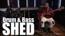 Drum Bass Shed (4K) - Kenneth Kaybass Diggs and Fred Boswell Jr. on BASS SESSIONZ VOL. 3