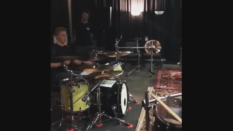 Gustav Schäfer Workshop: Drums BBQ - 02.12.2018