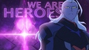 We Are Heroes » Voltron