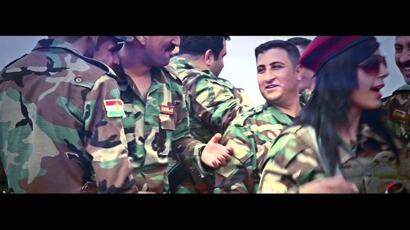 Awaz Ft Golden Nenos Bahra Queen (Rise Up Kurdistan) New Kurdish Rap 2015