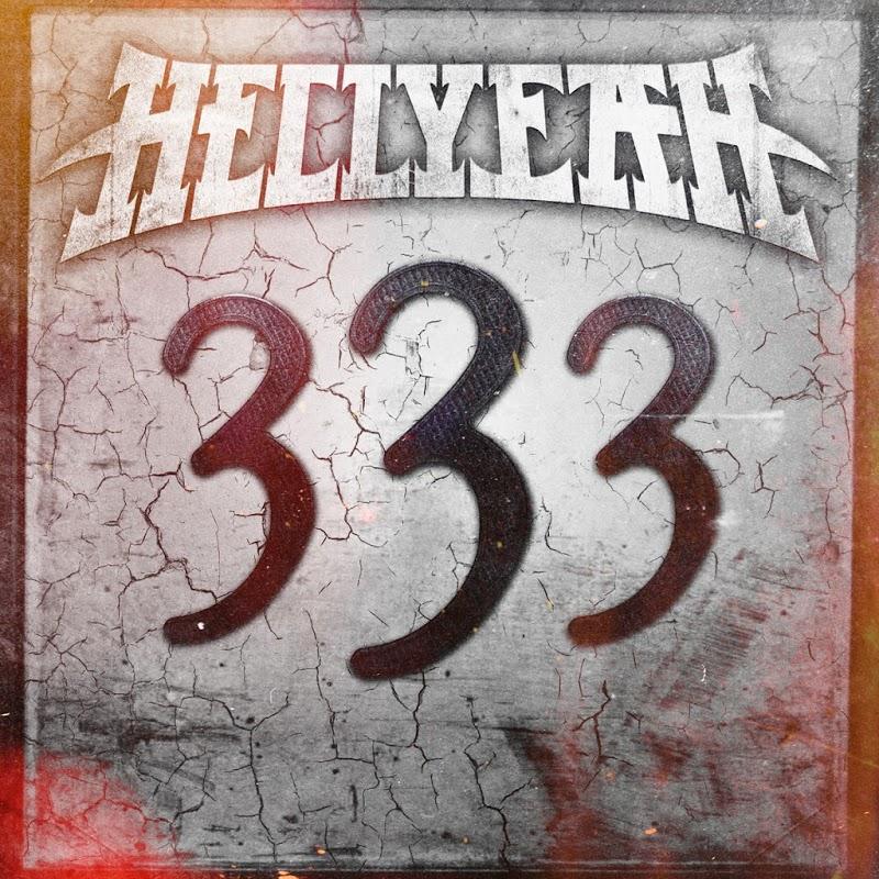 Hellyeah - 333 (Single)