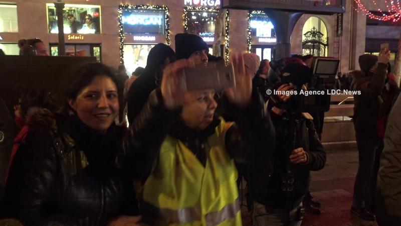 Gilets jaunes. Acte VI. A samedi prochain. ParisFrance - 22 Décembre 2018