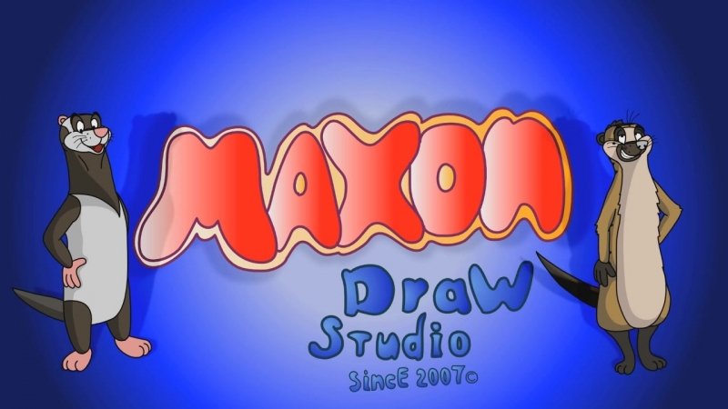 Logo Maxon DS 2018