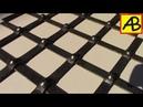 Кованая сетка решетка с заклепками для ворот калиток заборов