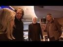 Tony Iommi (Black Sabbath), Ian Gillan, Jon Lord (Deep Purple) Nicko McBrain In Studio