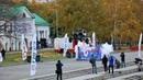 Прыжок Сергея Карякина на багги в центре Екатеринбурга (13.10.2018)