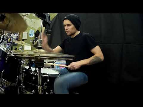 30 Seconds to Mars The Kill drum cover
