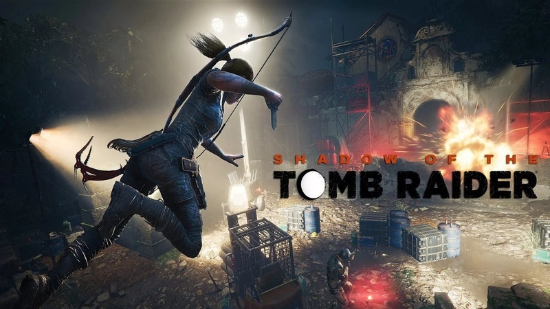 Shadow of the Tomb Raider Часть 16 Последний император