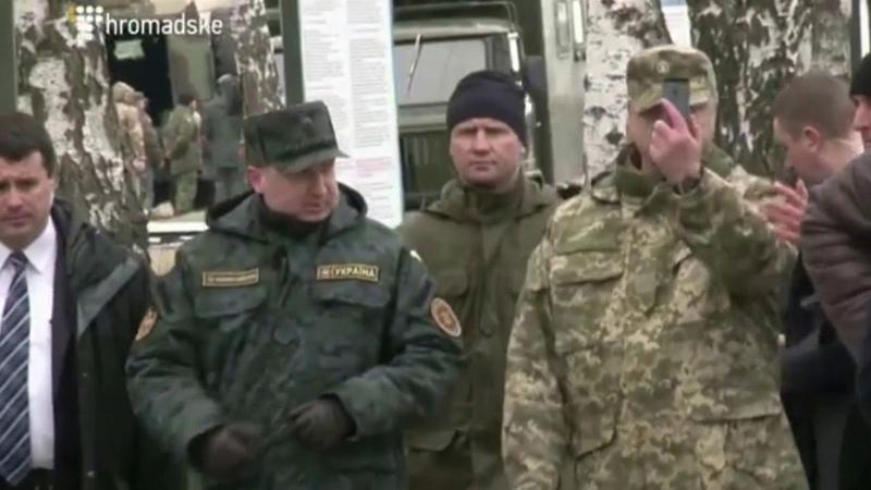 П'яний порошенко президент україни
