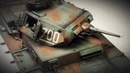 Tutorial Oil Weathering Effects for Panzer Grey Model Tanks