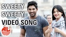 Race Gurram Songs Sweety Sweety Video Song Allu Arjun Shruti hassan S S Thaman