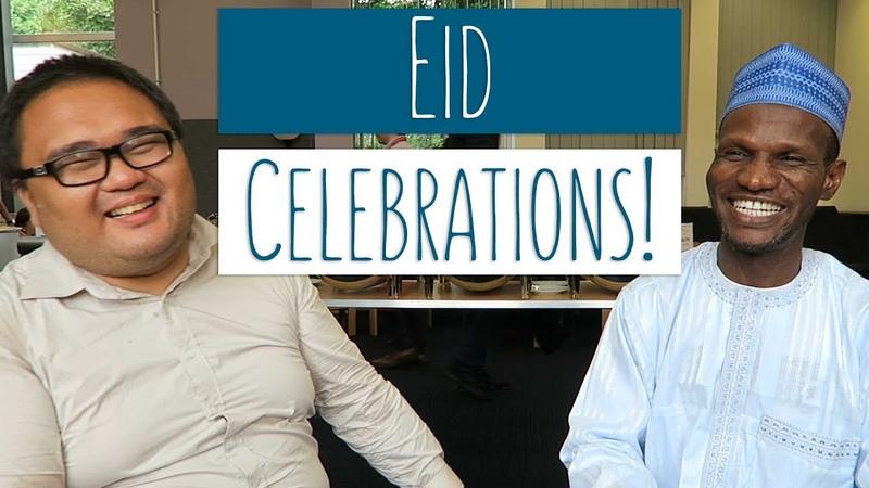 EID CELEBRATIONS! | Jonas joins Eid Celebrations at USW