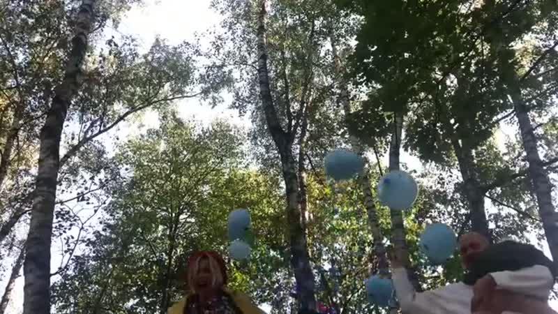 NN _ ♥ МОЯ БЕРЕМЕННОСТЬ ♥ МАЛЬЧИК ИЛИ ДЕВОЧКА Лопнули шар, чтобы узнать пол ребе.avi