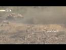 Опубликованы кадры уничтожения американского танка Abrams